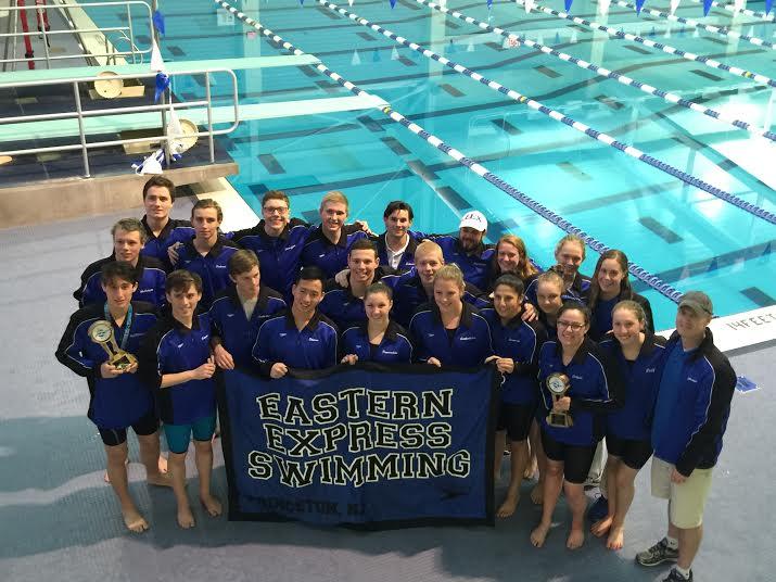 Eastern express swimming princeton nj - Princeton university swimming pool ...