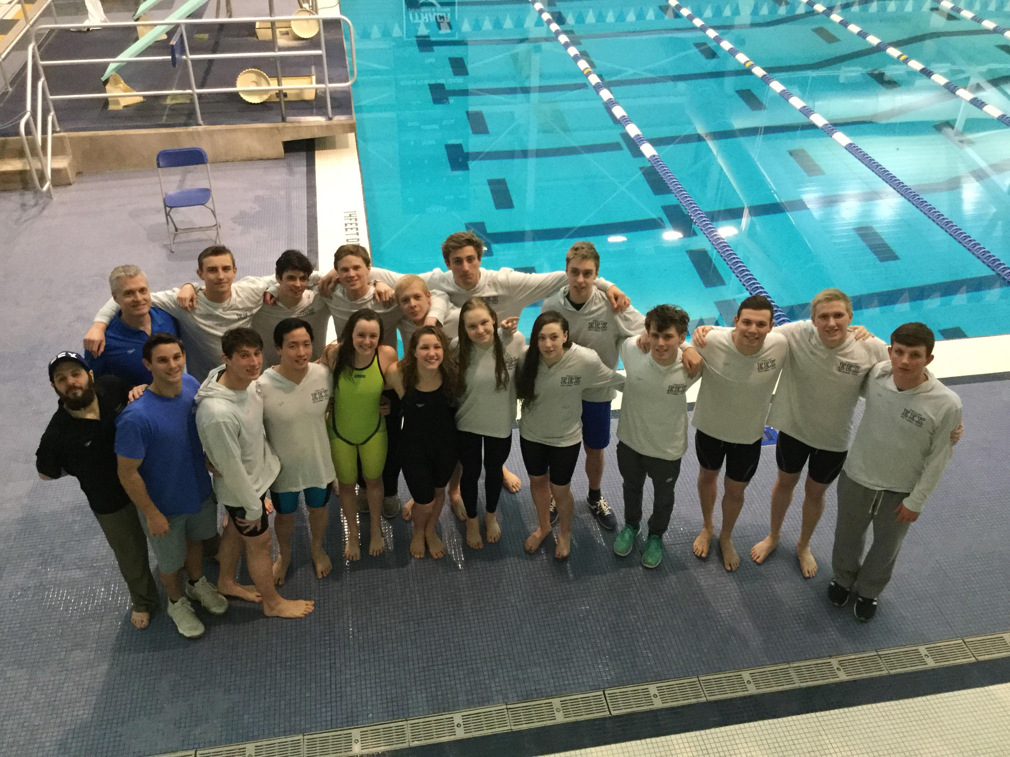 Eastern Express Swimming Princeton Nj